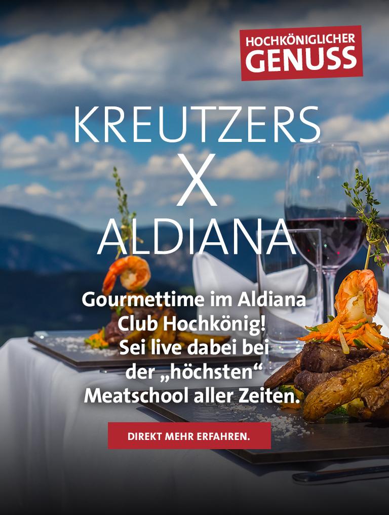 Meatschool bei Aldiana