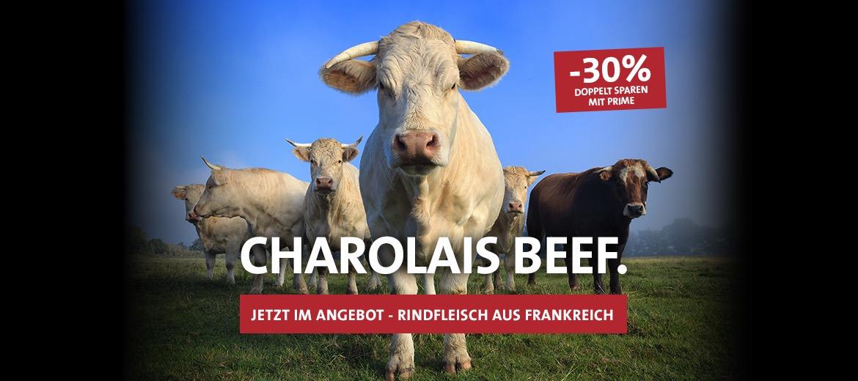 30% auf Charolais