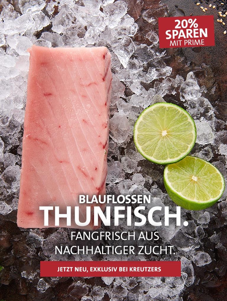 Blauflossen Thunfisch!