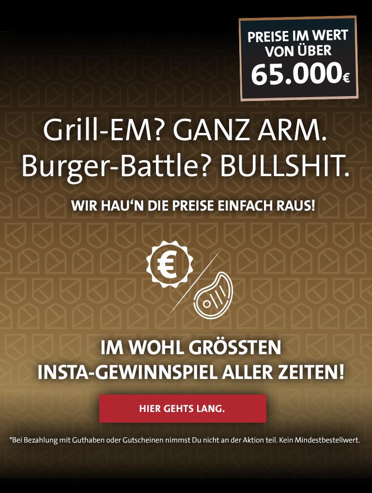 Preise im Wert von 65.000€ zu gewinnen!