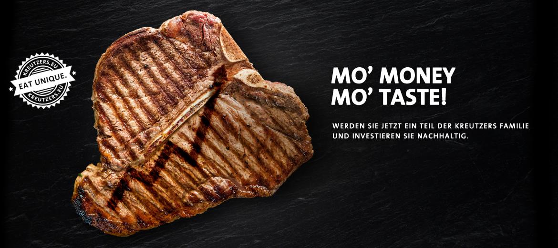 Mo Money, Mo Taste!