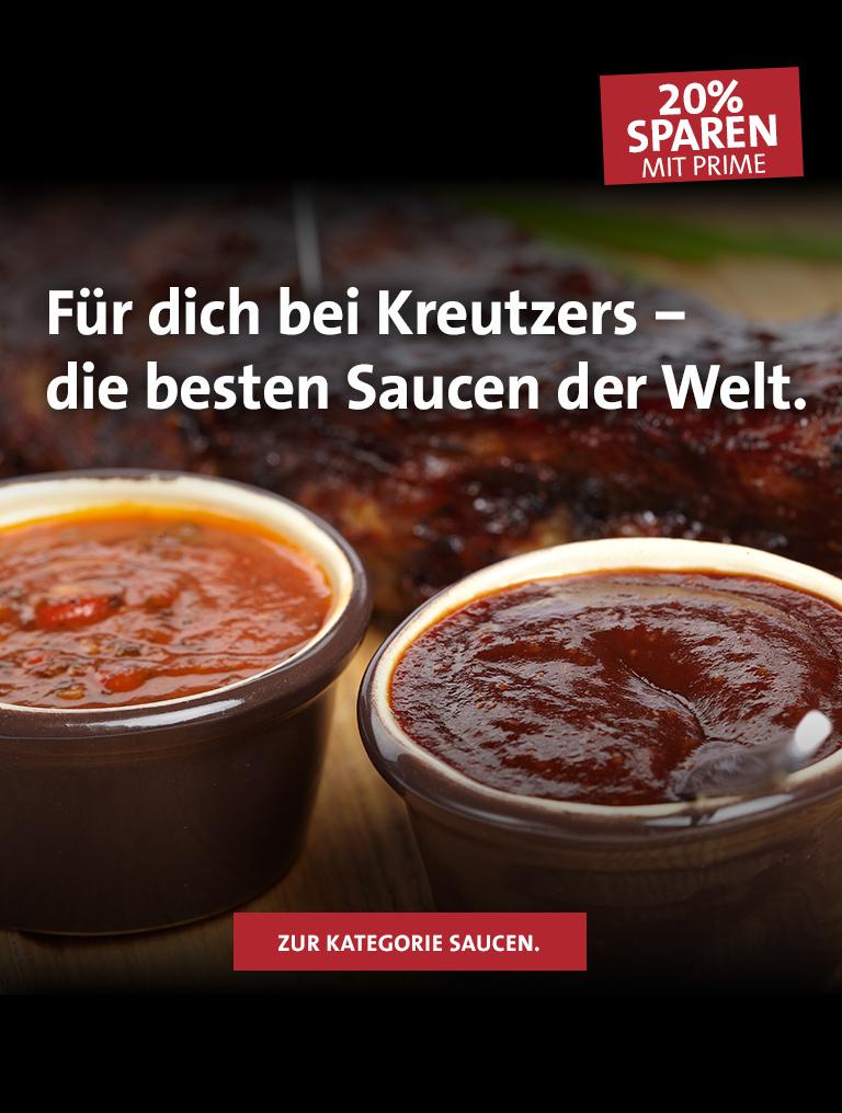 Die wohl besten Saucen der Welt!
