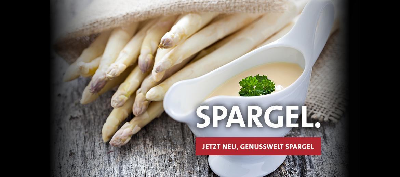Unsere Spargel Genusswelt!