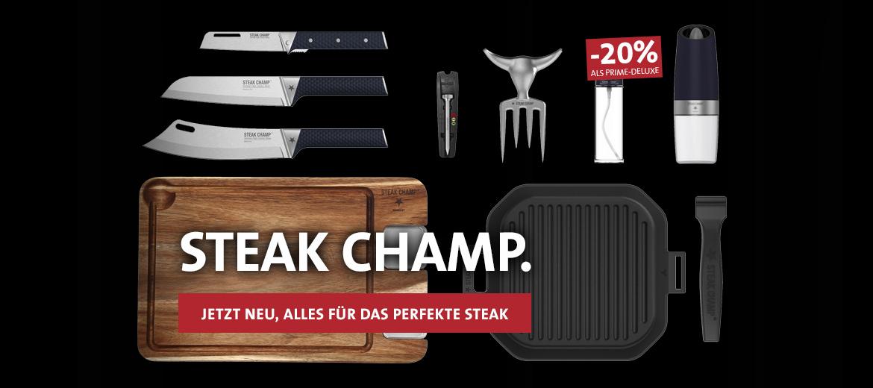 Steakchamp!