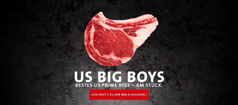 US Big Boys - die großen Cuts