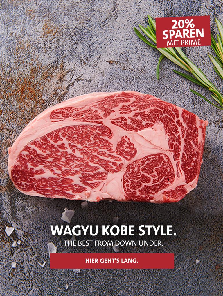 Kobe Style Wagyu!