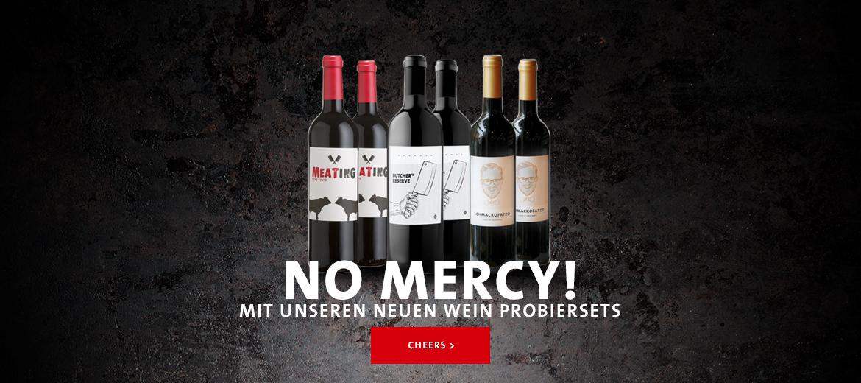 Unsere neuen Wein Probierpakete