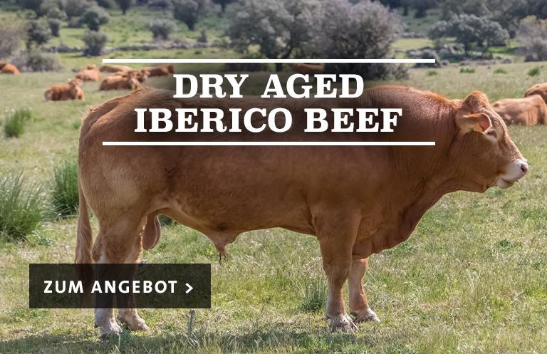 Dryaged Iberico Beef