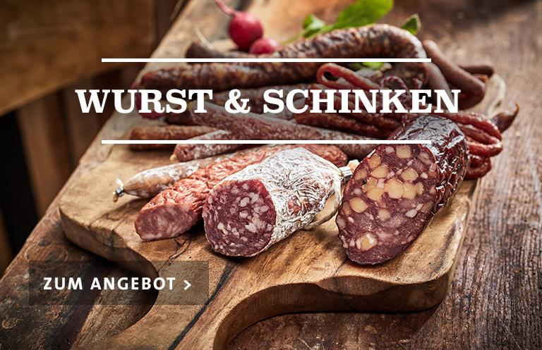 Wurst & Schinken