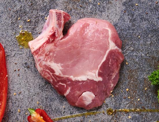 Schweine Kotelett