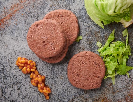 Moving Mountains Vegane Burger Patties [VG]