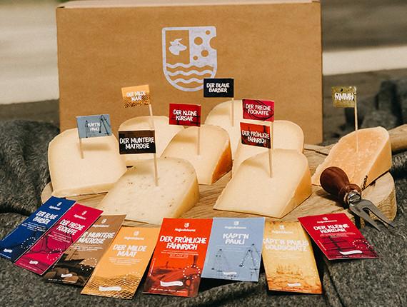 BIO ALL IN Käse Paket