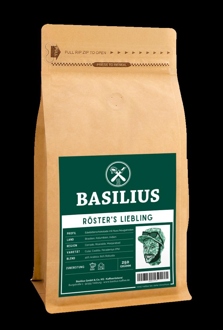 Röster's Liebling - Kaffee 1000g