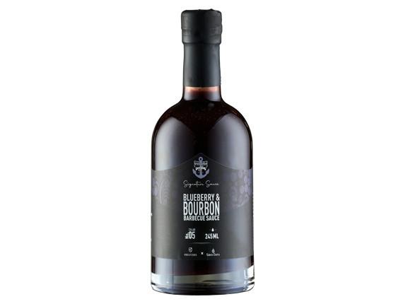 Kreutzers x Saus.Guru No.05 - Küstenglut Blueberry & Bourbon Barbecue
