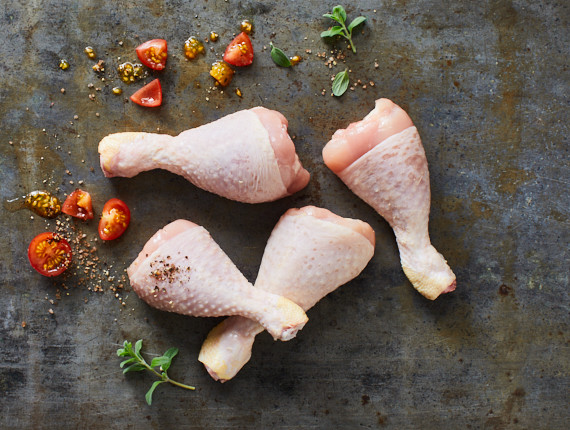 Chicken Drumsticks min. 500g