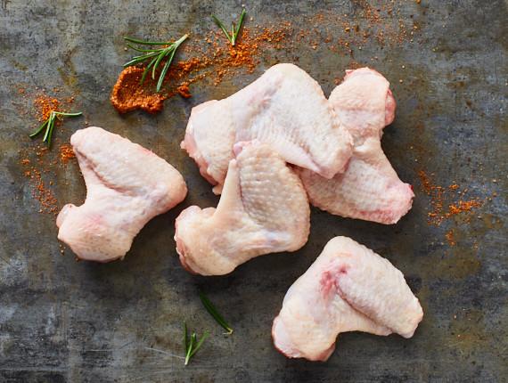 Chicken Wings min. 500g