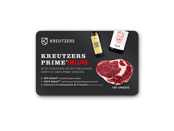 Kreutzers Prime Deluxe - 12 Monate