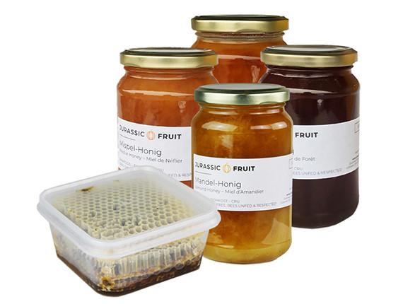 Exklusives Honig Set