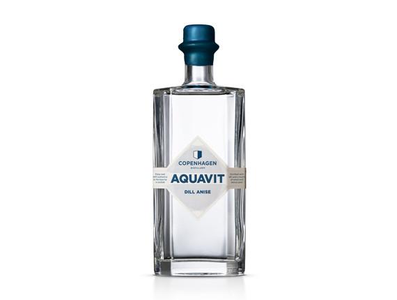 Copenhagen Distillery - BIO| Aquavit Dill Anise