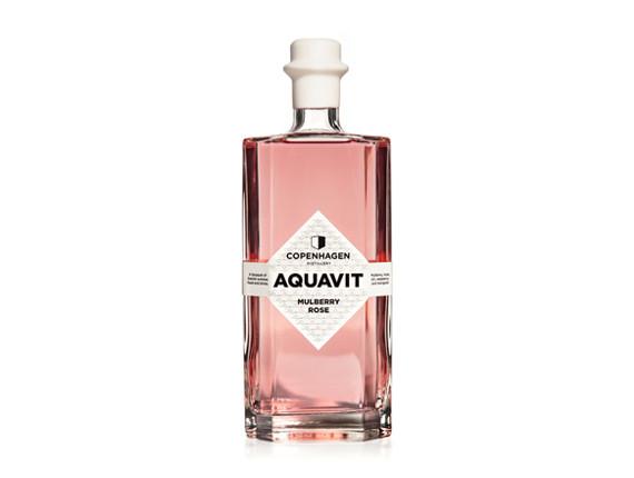 Copenhagen Distillery - BIO| Aquavit Mulberry Rose