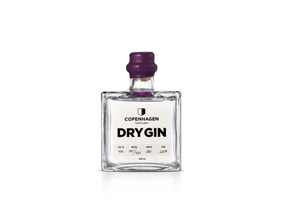 Copenhagen Distillery - BIO  New Dry Gin