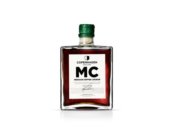 Copenhagen Distillery - BIO| MC Mexican Coffee Liqueur