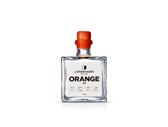 Copenhagen Distillery - BIO|  Orange Gin