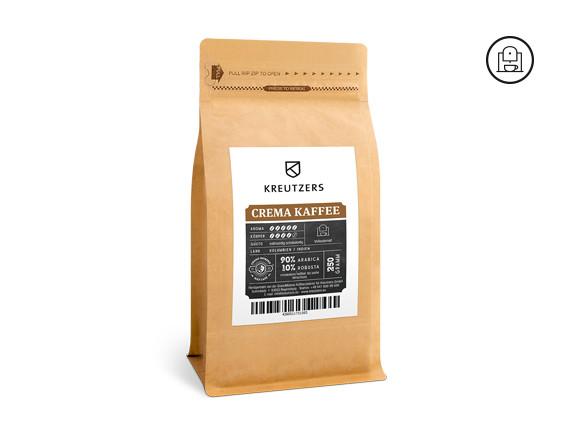 KREUTZERS Crema Kaffee 250g