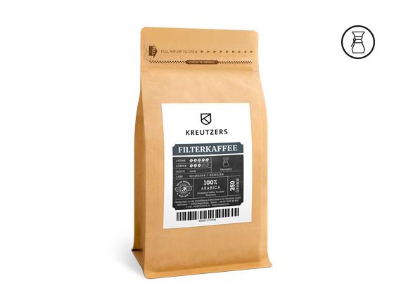 KREUTZERS Filterkaffee 1000g