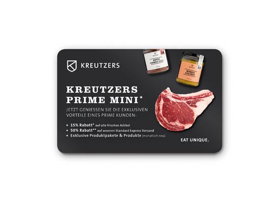 Kreutzers Prime Mini - 12 Monate
