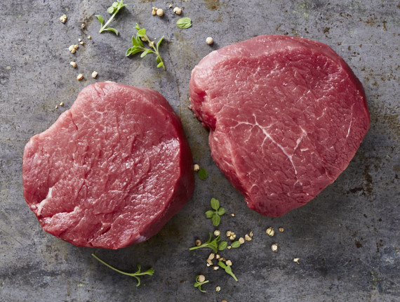 Simmentaler Filet Steaks
