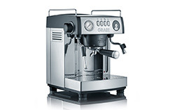"""GRAEF CoffeeKitchen Siebträger Espressomaschine """"Baronessa"""""""