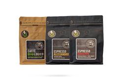 Caffè Gemelli – Espresso Probierpaket je 250 [750g]