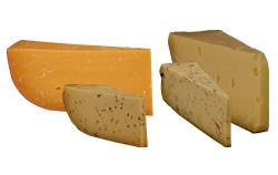 Gaumenfreude Käse-Paket