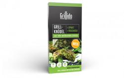 Grillido Grillknödel | Spinat & Frischkäse