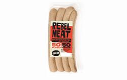 Rebel Meat - Bio Bratwürstel 220g