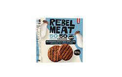 Rebel Meat - Bio Burger Patties 270g [VG]