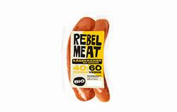 Rebel Meat - Bio Käsekrainer 220g