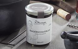 Rittmeyers Rinderschmor Jus - 200ml