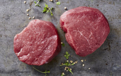 Simmentaler Filet Steaks 250g - 1000g