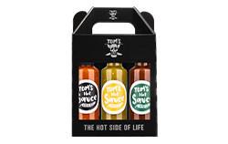 Tom's Hot Sauce - BOX
