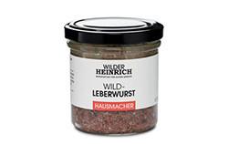 WILD LEBERWURST HAUSMACHER - 125G