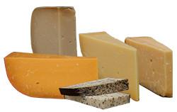 Ziege Grüßt Kuh Käse-Paket